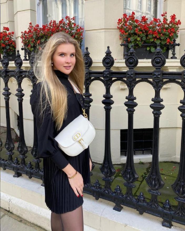 Родилась в Германии, а живет в Лондоне: что известно о дочери Александра Малинина Устинье (новые фото)