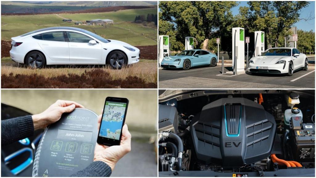 Слишком много приложений и медленная зарядка: проблемы электромобилей, о которых умалчивают производители