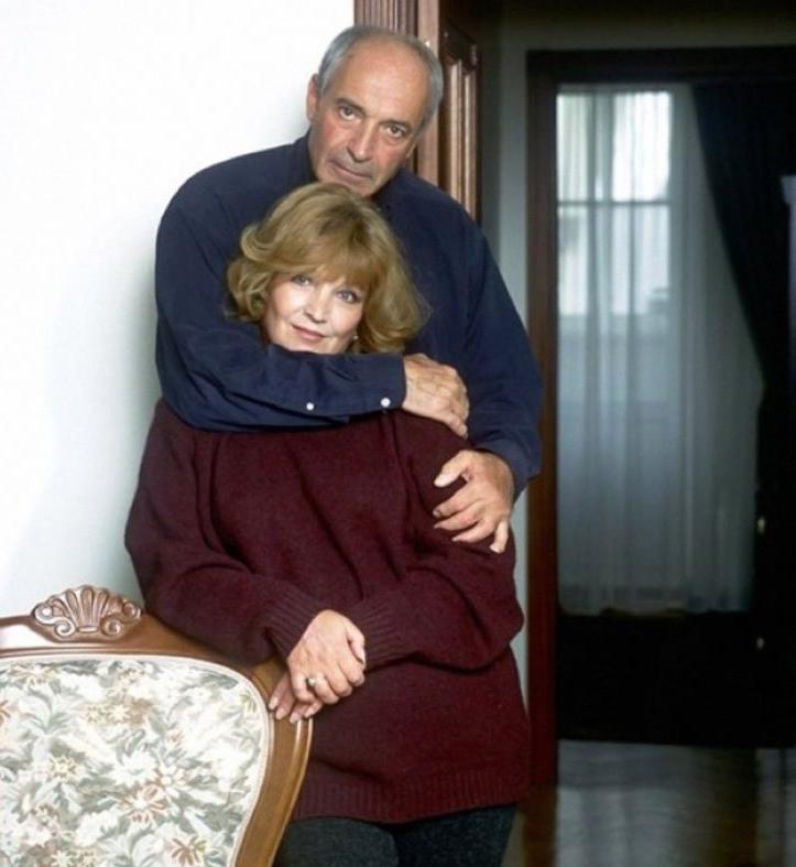 Он влюбился в нее с первого взгляда, но роман их начался лишь 20 лет спустя: правда о любви Валентина Гафта