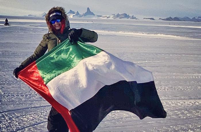 Хавла из ОАЭ совершила путешествие вокруг света за 3 дня 14 часов 46 минут 48 секунд. Это новый мировой рекорд