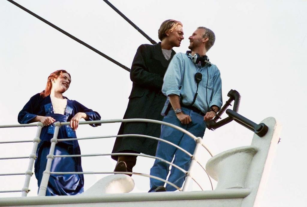 """""""Пересекаемся все время"""": дружит ли в жизни Леонардо Ди Каприо с режиссером """"Титаника"""""""