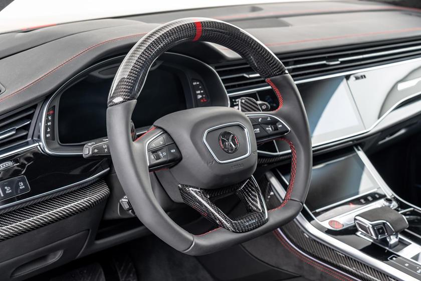 Всегда найдутся те, кто хочет большего: бюро Mansory представило модифицированную Audi RS Q8