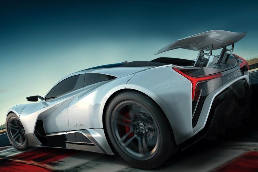 Новый автопроизводитель выходит на рынок: Elation Hypercars собирается выпустить электрический гиперкар Freedom