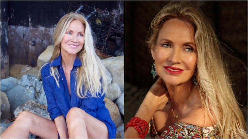"""""""Я научилась стареть красиво и натурально"""": женщина работает моделью и шикарно выглядит. Никто не дает ей 64 года"""