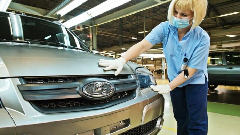 На АвтоВАЗе собрали первый образец обновлённой Lada Niva