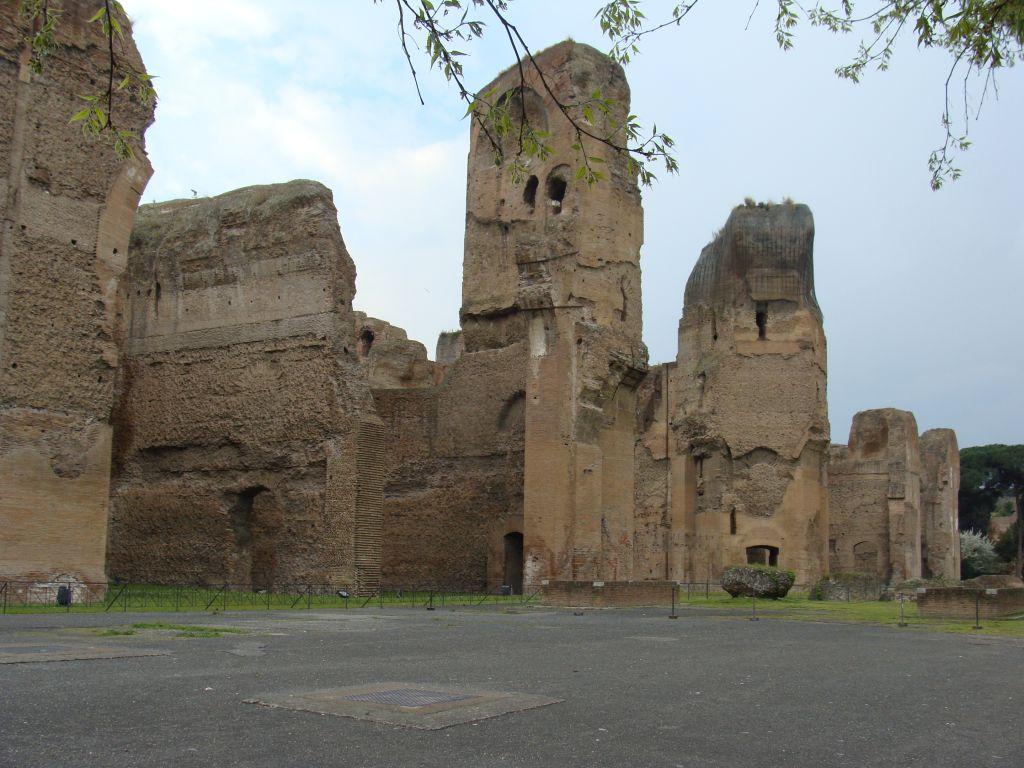 В Китае археологи раскопали руины древнеримской бани X века (фото)