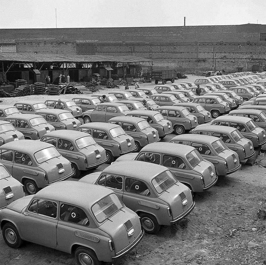 """22 ноября """"Запорожцу"""" исполняется 60 лет: вспоминаем, какая модель была прототипом, и оцениваем стоимость """"ушастого"""""""