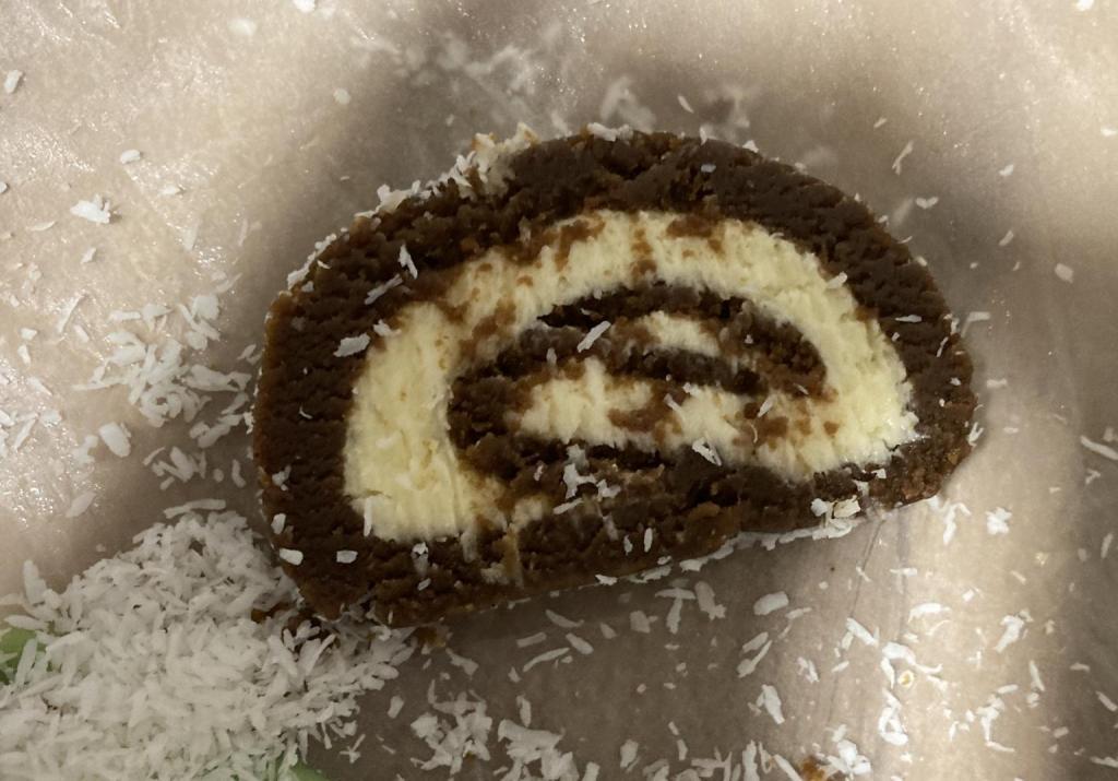 """""""Кокосово-ромовое"""" искушение – мой любимый десерт. Приготовление занимает 15 мин"""