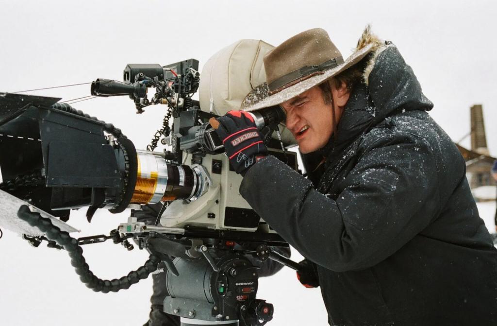 """""""Это процесс исследования"""": Квентин Тарантино рассказал, как создает свои фильмы"""