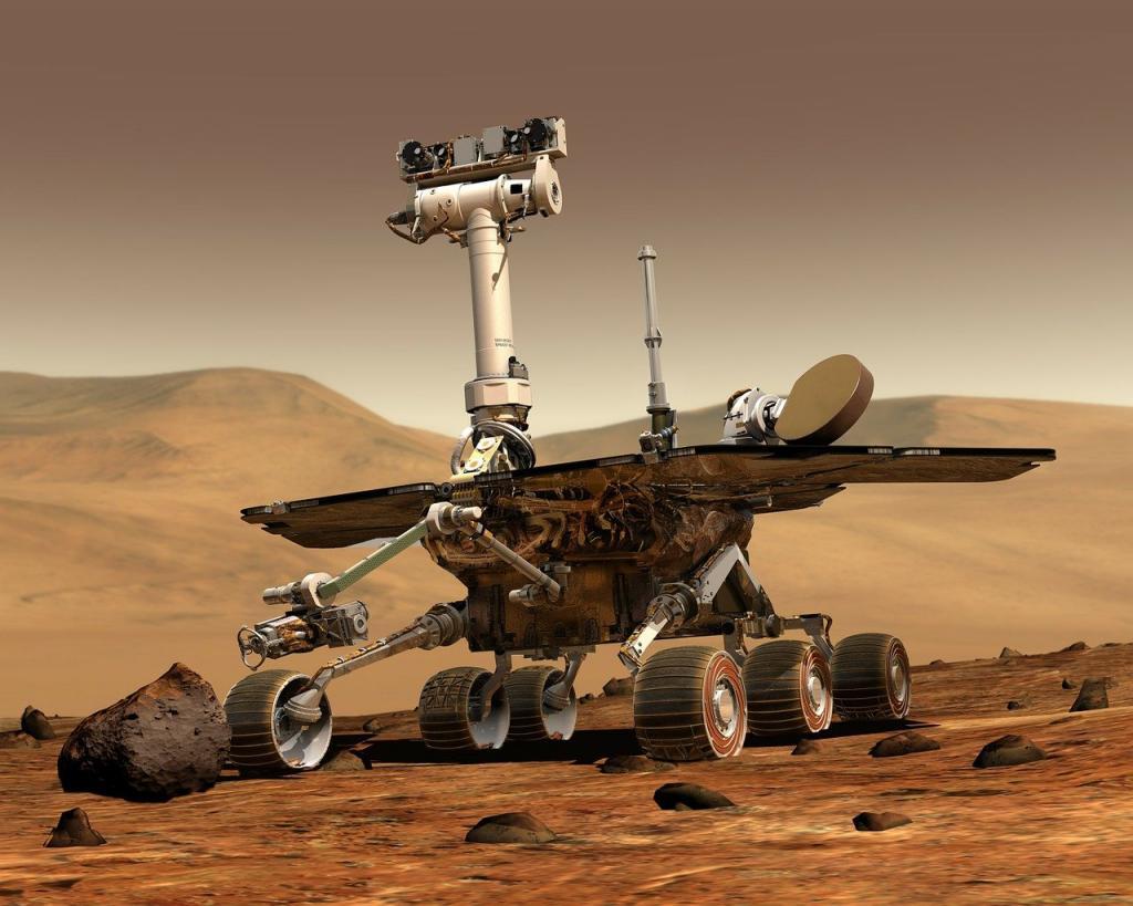 Куда подевалась вода с Марса: ученые дали ответ