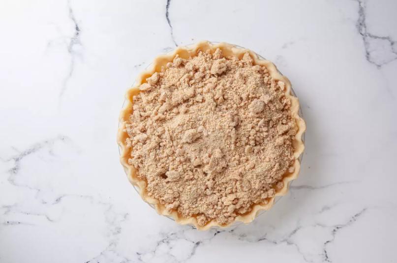 Теперь пеку яблочный пирог, как голландка. Очень нравится хрустящая корочка и нежный вкус