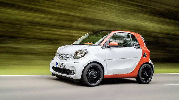 Людям нравятся маленькие машины, но в мире существуют и совсем миниатюрные экземпляры – Trident, Renault Twizy и другие