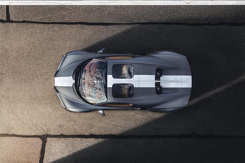 Вдохновленный авиацией Chiron Sport Les Legendes du Ciel: Bugatti посвятила 1500-сильный гиперкар летчикам-асам