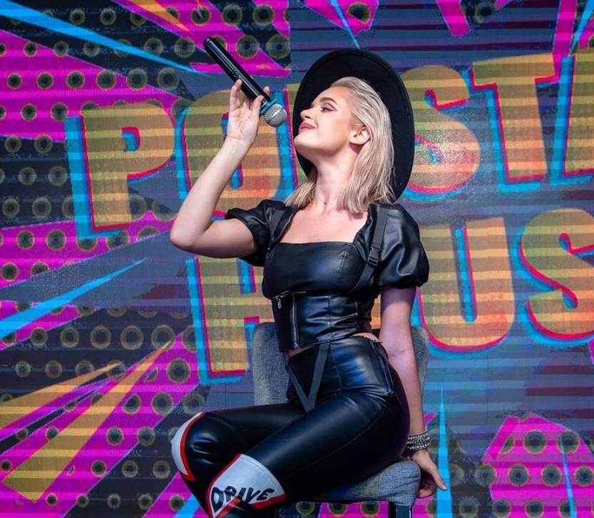 Не везет в любви: 21-летняя начинающая певица Александра Морозова, дочь певицы Славы, поделилась опытом неудачных романтических отношений