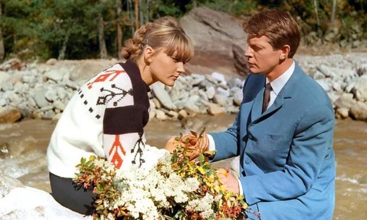 """""""Рано тебе еще в соболях ходить"""": почему Марианна Вертинская не вышла замуж за Андрона Кончаловского"""
