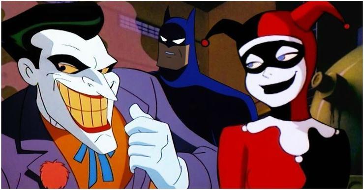 Снимающий напряжение друг Джокера - Харли Квинн. Каким должен был быть персонаж изначально