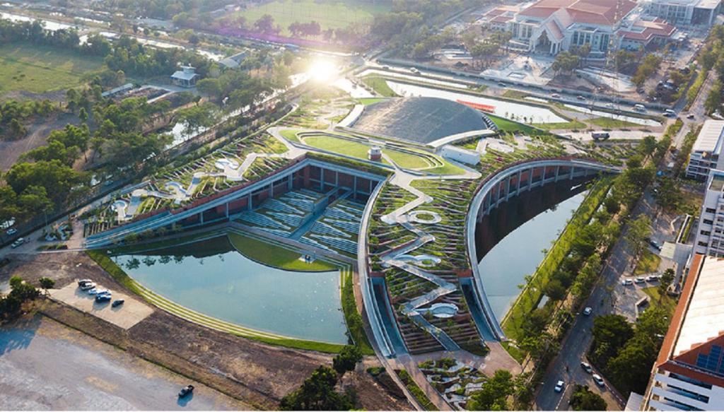Престижный конкурс Architecture MasterPrize подвел итоги: 10 архитектурных шедевров по его версии