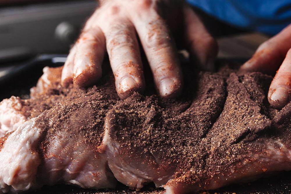Хрустящая свиная грудинка: хитрости приготовления (корейский рецепт)