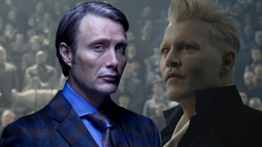 """Теперь официально: датский актер Мадс Миккельсен заменит Джонни Деппа в новой части """"Фантастических тварей"""""""