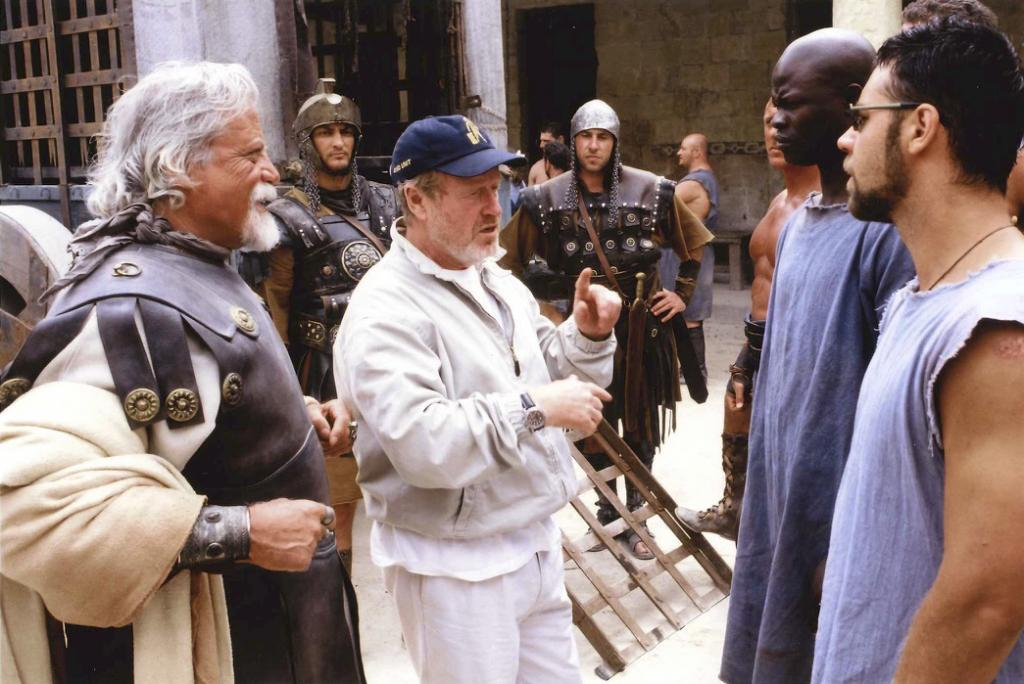 """""""Зачем мне это"""": Рассел Кроу рассказал про сценарий """"Гладиатора"""""""