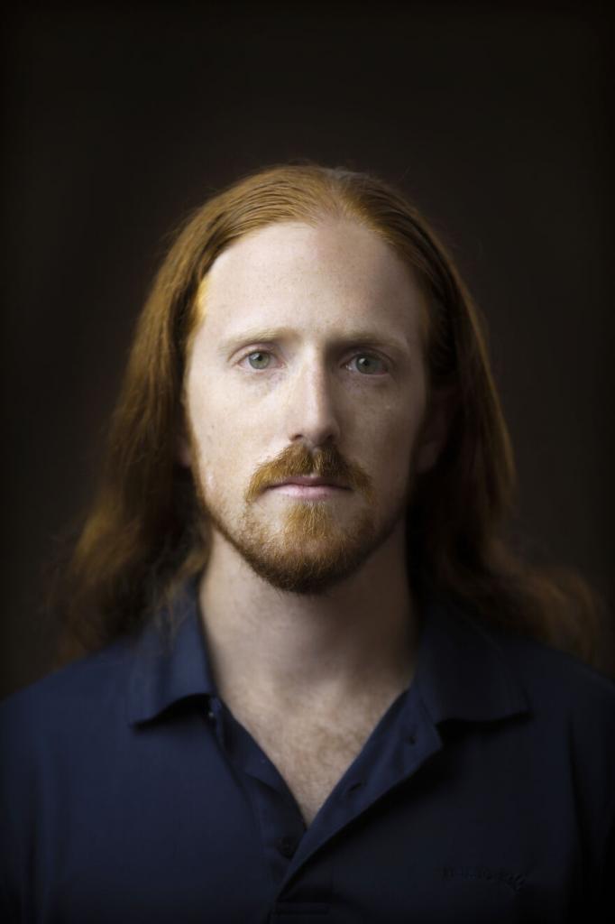 Шотландский фотограф Киран Доддс вот уже семь лет путешествует по миру и фотографирует людей с рыжими волосами