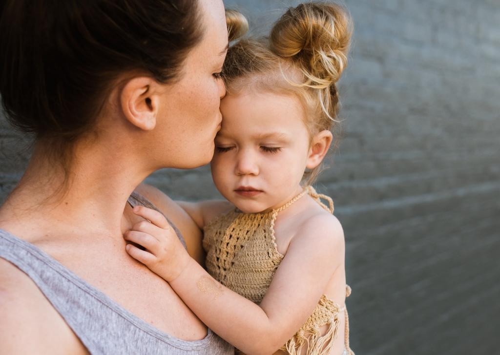 Как справиться с истерикой ребенка: помнить, что это все равно закончится
