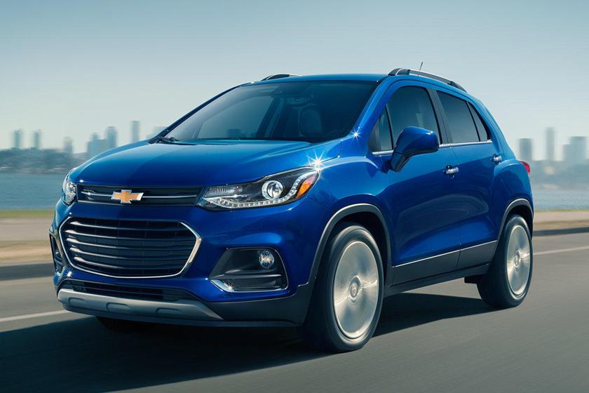 Двигатель LE2 не только новее, но и мощнее: Chevrolet обновил кроссовер Trax и добавил ему мощности