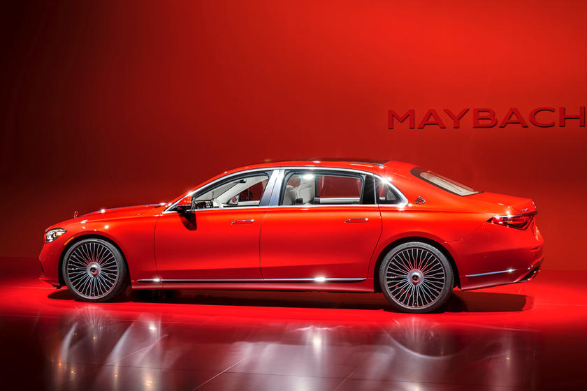 Идеальный спутник в роскошной поездке: концепт-художник представил, как может выглядеть универсал Mercedes-Maybach S
