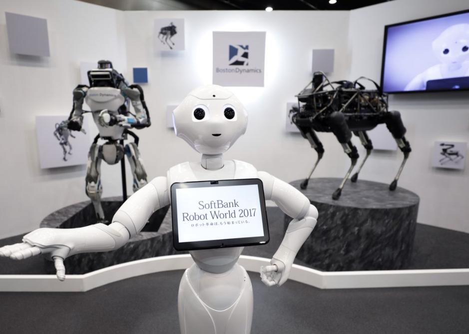Hyundai хочет купить робопса Spot и делать шагающие автомобили