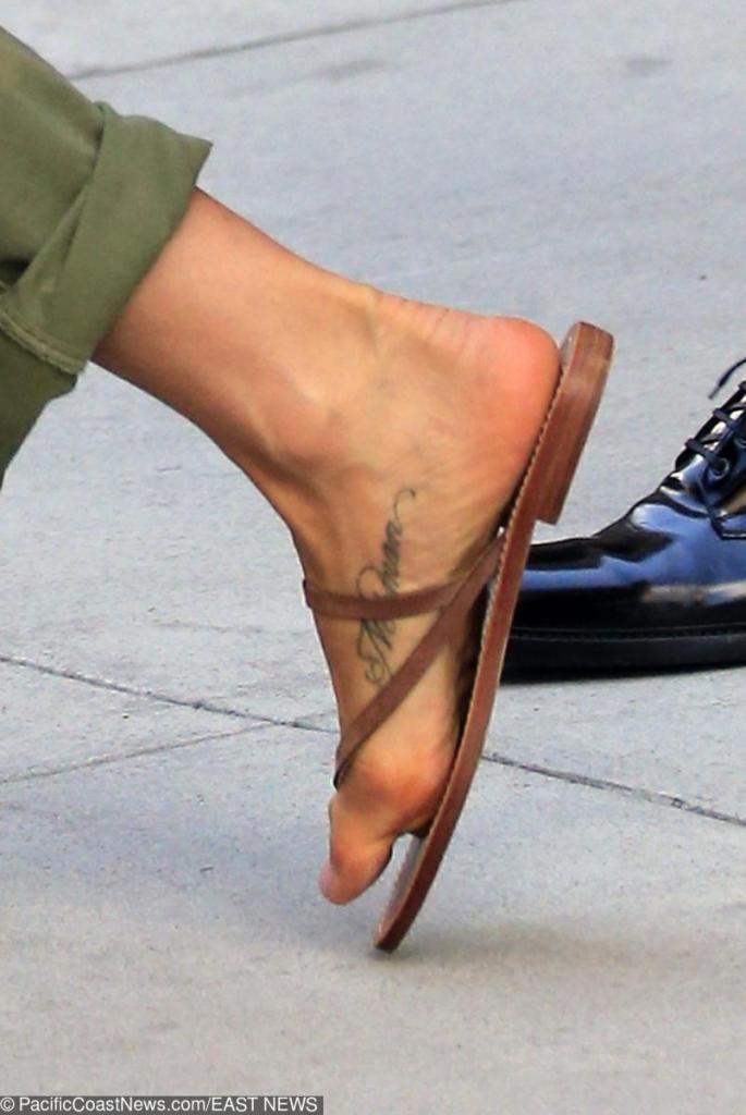 Кто такой Норман: какие татуировки есть у Дженнифер Энистон и что они означают