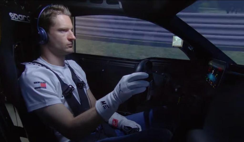 Гонки не по-детски: Mercedes-AMG создает симулятор для тестирования AMG One