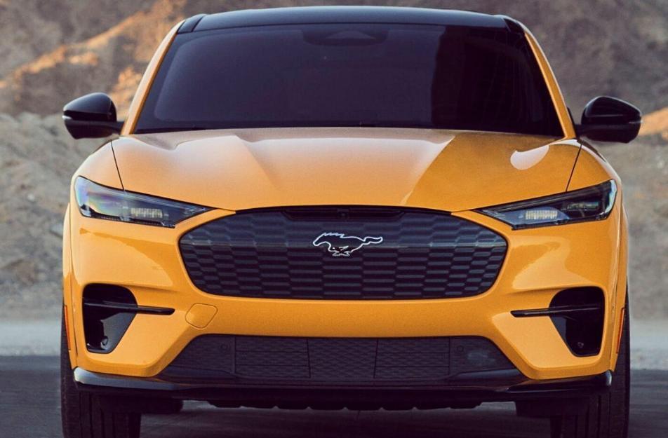 Модернизированный Ford Mustang Mach-E разгоняется до 100 км/ч за 3,5 секунды