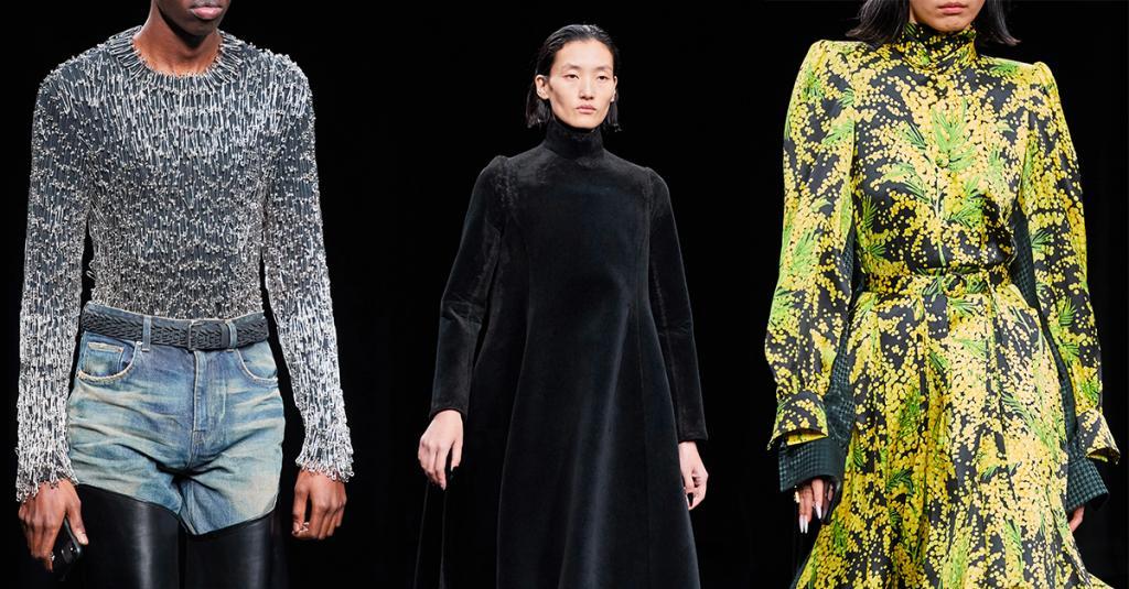 Видеоигра вместо модного показа: новая коллекция Balenciaga осень 2021 представлена в необычном формате