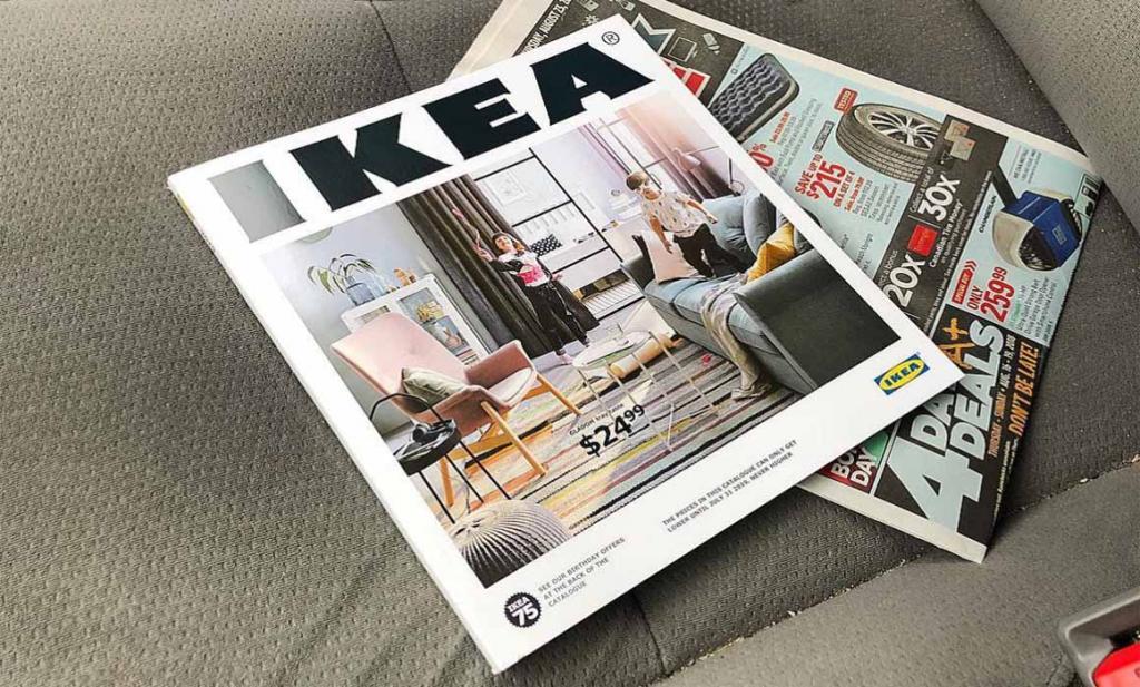 Победа цифровых технологий: с полок магазинов пропадет культовый печатный каталог IKEA