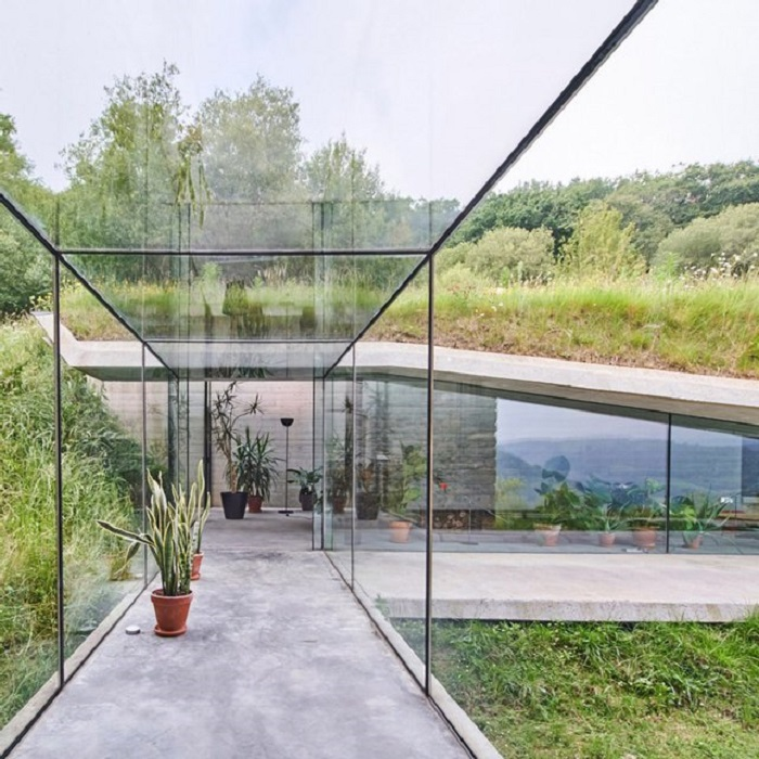 Архитектура будущего в настоящем: 10 необычных домов уходящего года