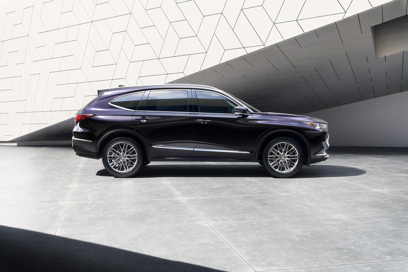 Самый высококлассный внедорожник в истории компании: Acura обновила свой флагманский кроссовер 2022 Acura MDX