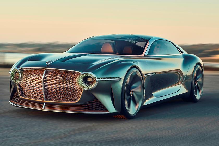 Роскошный седан, который превзойдет Mercedes EQS: электрическая модель Bentley появится в 2025 году
