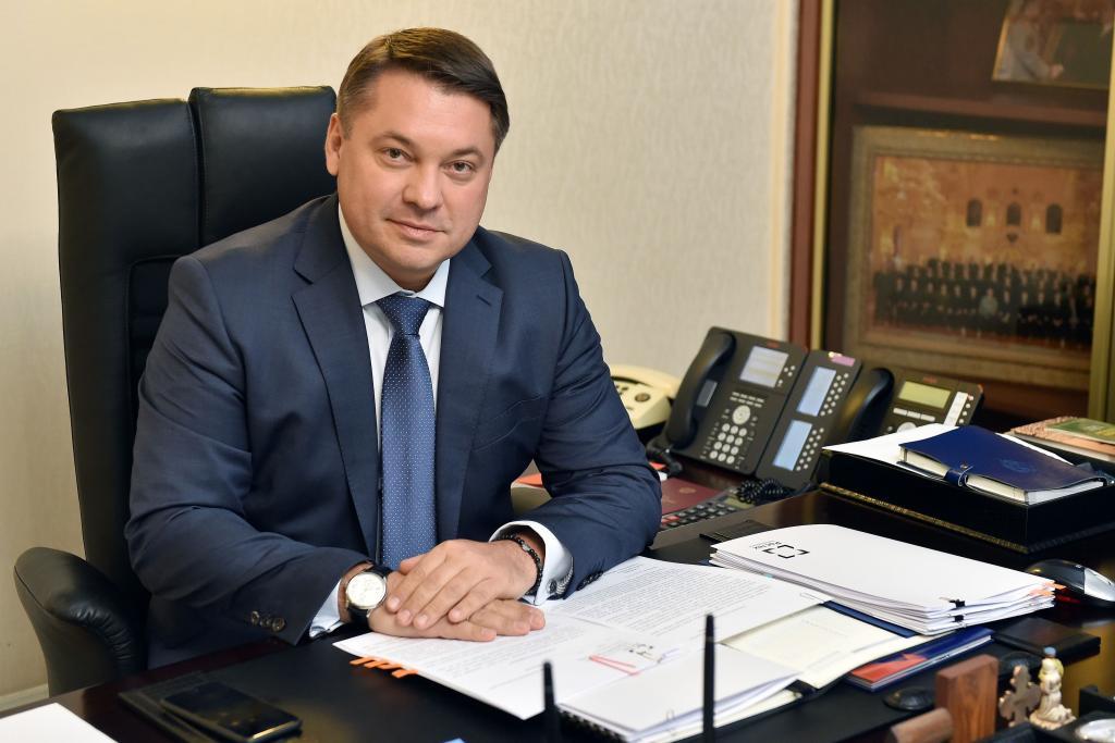 Назаров Александр Юрьевич: биография и профессиональная деятельность заместителя главы Ростеха