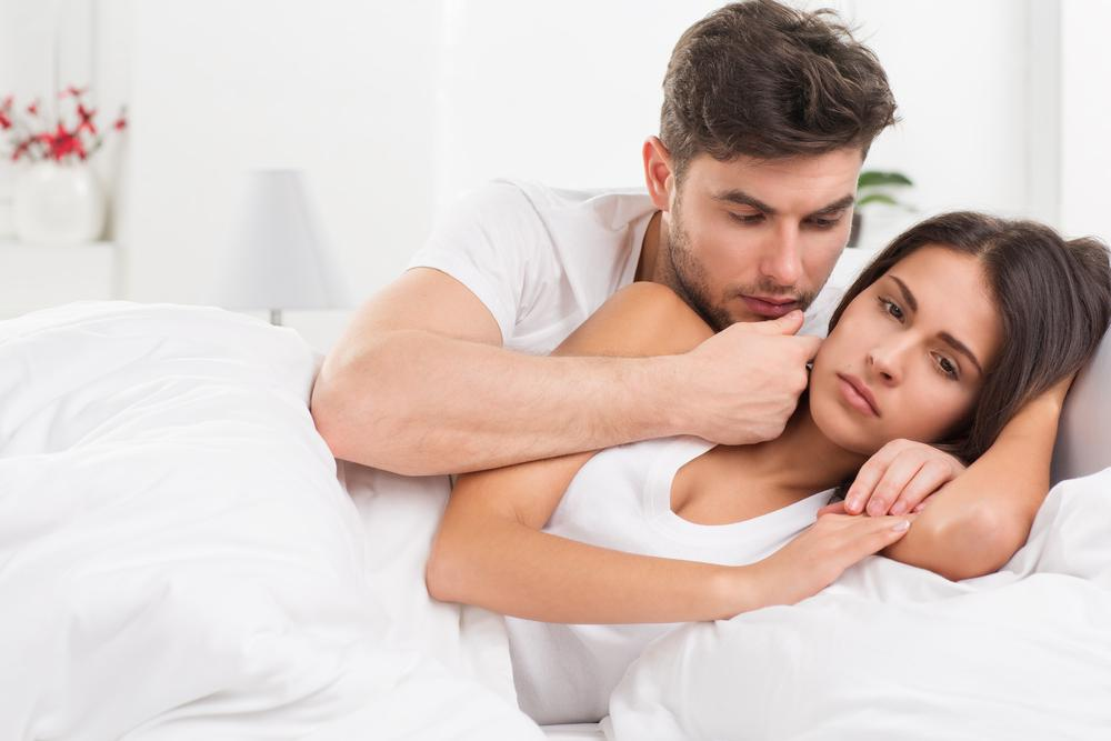 Может ли ссорится пара от нехватки секса