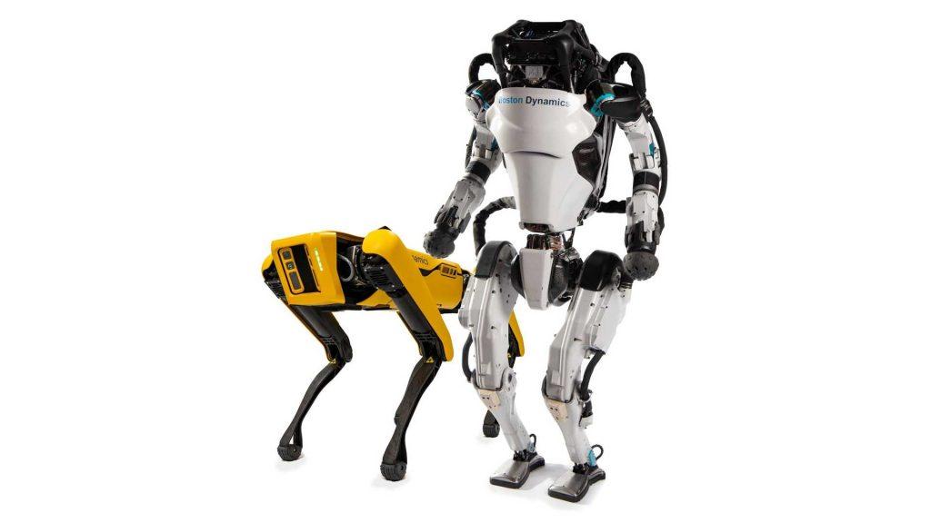 Корейский производитель автомобилей Hyundai Motor покупает американскую компанию-производителя роботов Boston Dynamics