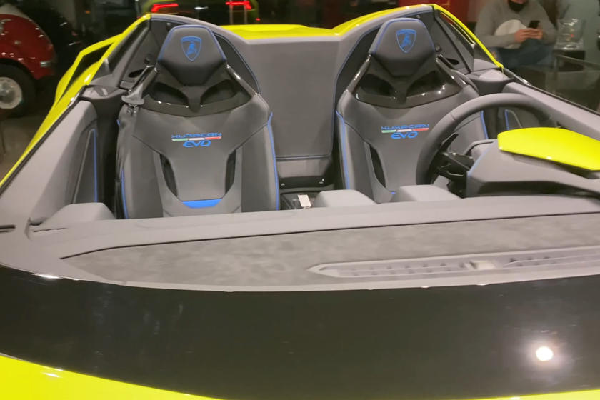 Добавлен нагнетатель: стандартный Evo превратили в экстремальный Lamborghini Huracan Evo Aperta с наддувом