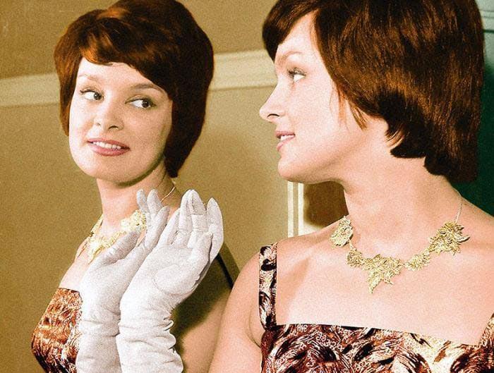 «Ей оборачивались вслед»: почему Валентин Гафт развелся с Еленой Изергиной — первой красавицей в СССР