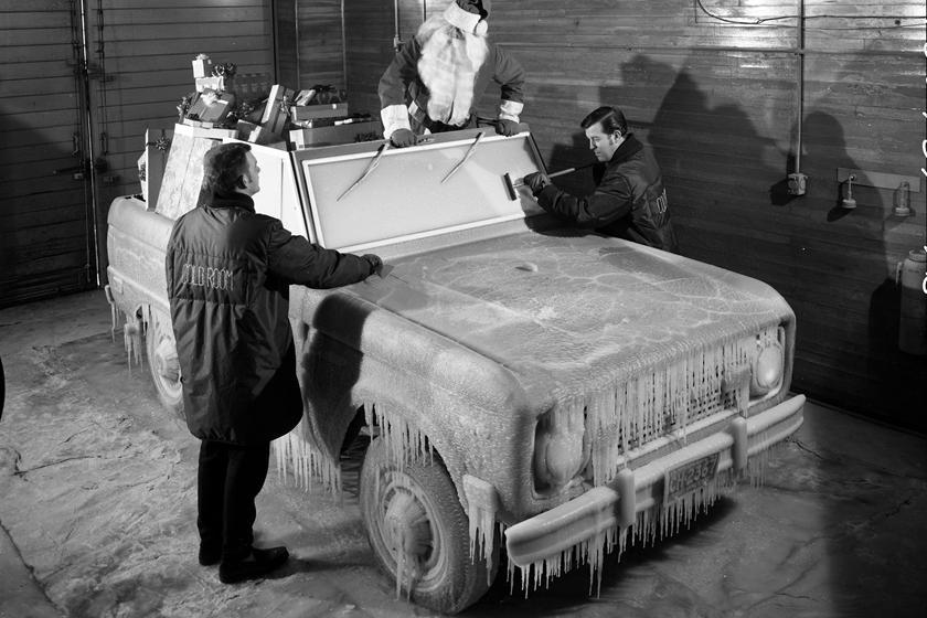 Винтажные снимки 1968 года: Ford показал давно утерянные фотографии оригинального Bronco