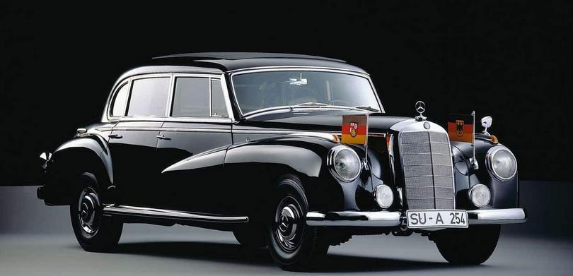 Mercedes-Benz 300 SL Gull-Wing Coupe, Mercedes-Benz 300D Adenauer: лучшие модели авто за все время существования марки