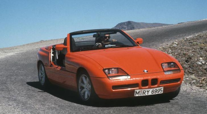 BMW Z1, Cadillac CTS-V Wagon, Chevrolet SSR: некогда существовавшие, но снятые из-за невостребованности с производства авто