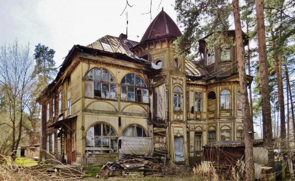 В обмен на реставрацию - льготные условия аренды: дача купца Кочкина в Сестрорецке будет восстановлена по программе «Рубль за метр»