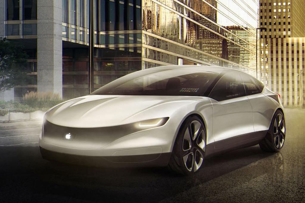 Собственный электромобиль от Apple может выйти на рынок уже в 2021 году
