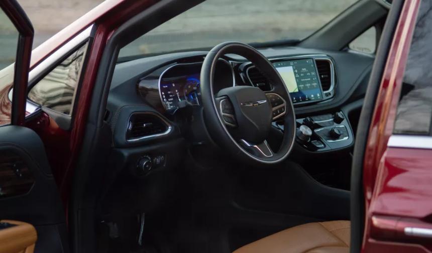 Обзор Chrysler Pacifica 2021 года: обновленный минивэн, который достигнет совершенства только в новом году