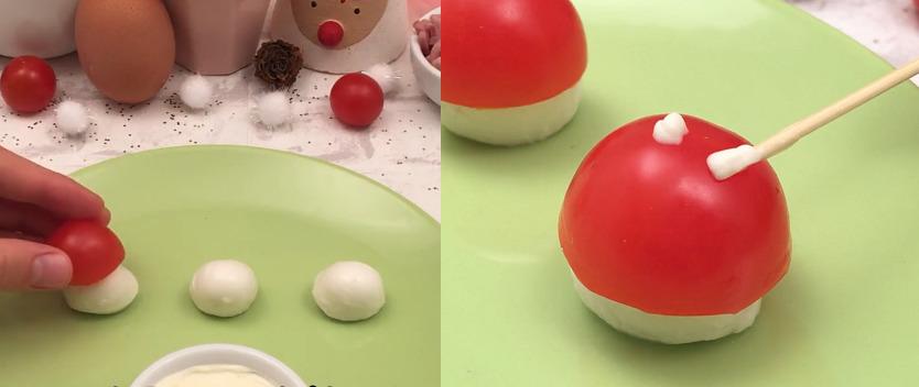Самый что ни на есть новогодний кексик со снеговиками и зеленой шпинатной елочкой внутри. Готовить такой - одно удовольствие!