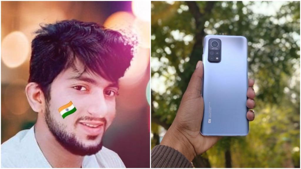 Ахамад не хотел жениться, пока ему не купят новую модель телефона, и был приятно удивлен, получив его в подарок